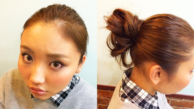 髪型だけで作る美人の法則「クール美人ヘアの作り方」