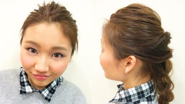 髪型だけで作る美人の法則「ナチュラル美人ヘアの作り方」