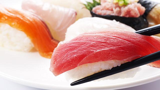 ダイエット中の回転寿司の食べ方