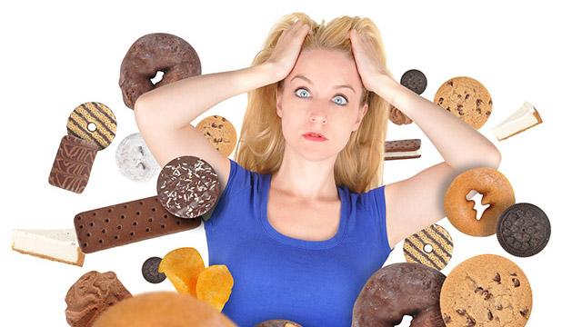 食べ過ぎを止める5つの方法