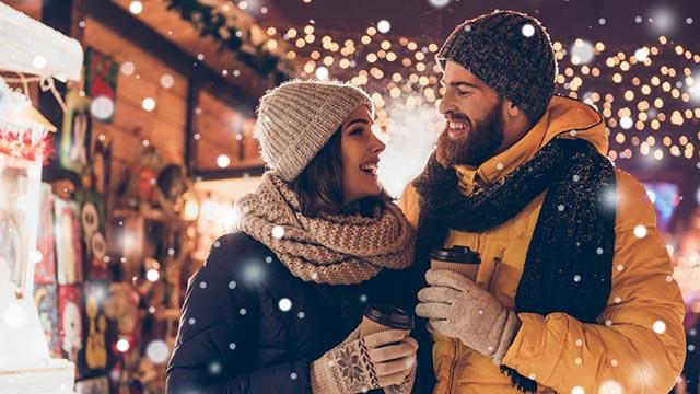 冬のデート事情