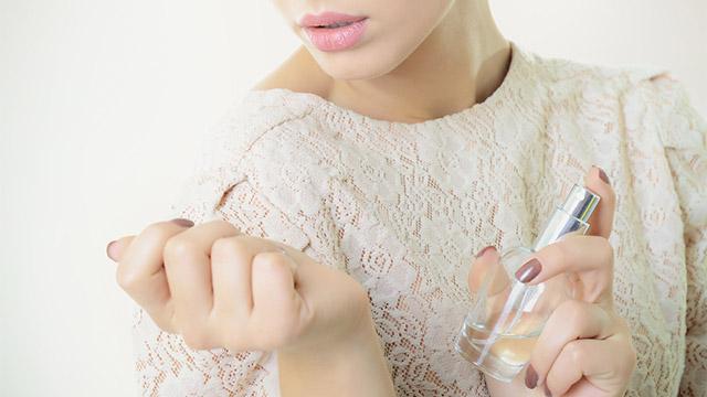 NGな香水のつけ方5つ