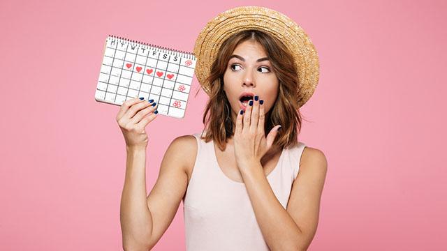 3ヵ月で月経周期を安定させるプログラム