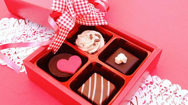 バレンタインを自分なりに楽しんじゃおう!