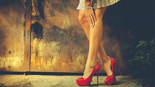 男性がNGだと思う女性の脚7パターン
