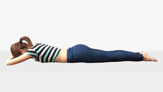 重力に負けない体の作り方「�Bヒップアップ編」