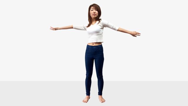 女性らしさ惹き立てる!華奢に見える筋肉の鍛え方「�A二の腕」