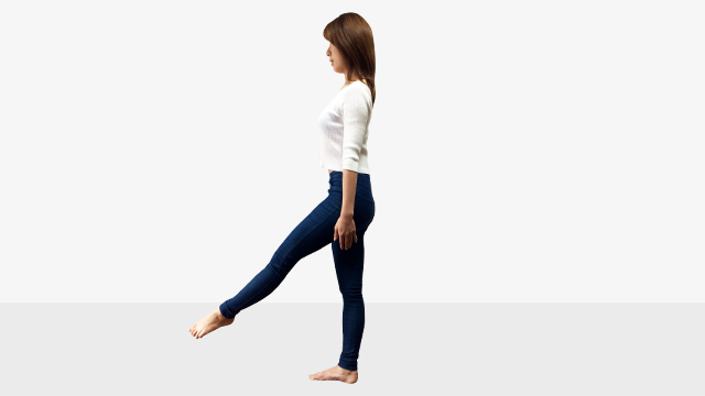女性らしさ惹き立てる!華奢に見える筋肉の鍛え方「�B脚」