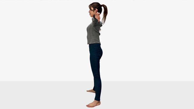 日本人体型から外国人モデルのようなスタイルを手に入れる方法/�Aくびれ編