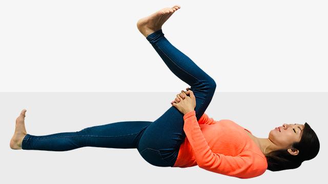 オトナ女子の360度美脚エクササイズ「�A疲れためこまずスッキリ!美・ふくらはぎエクササイズ」