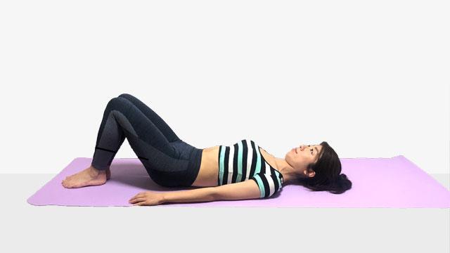 疲労回復エクササイズ「全身の疲れ」