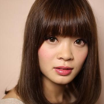自分に似合う髪型を見つける方法(小顔前髪編)
