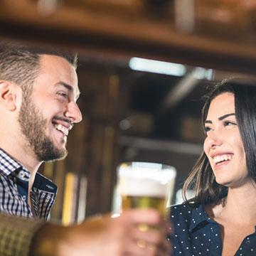 本命との初デートは男性もドキドキ!緊張する5つの瞬間とは?