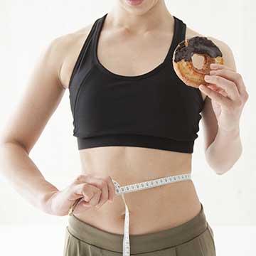 体内環境師が実践している太りにくい体質づくり