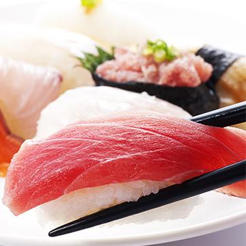 ダイエット中の回転寿司の食べ方|健康美人