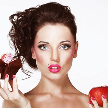 増えた体重を信じる前に!「食べ過ぎたモノで違う!?」太り方の法則
