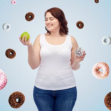 将来的に肥満になってしまう可能性がある人の共通点