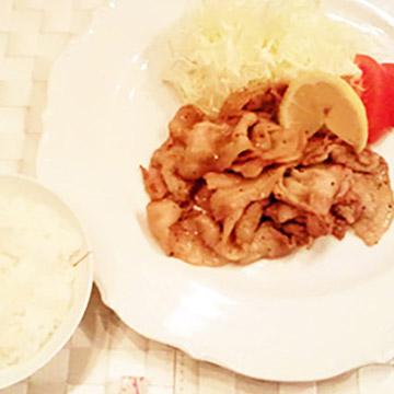 ヤセごはんレシピ!オレイン酸の力でコレステロールを抑えよう!「豚バラ肉のカラシ焼き」