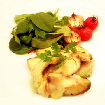 ヤセごはんレシピ!カルシウムでDIET! 「アボカドとチーズの簡単イタリアン風」