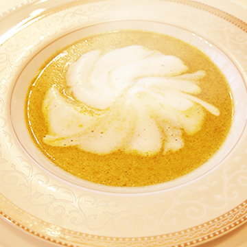 食べ過ぎてしまった翌日に、スープでプチファス...