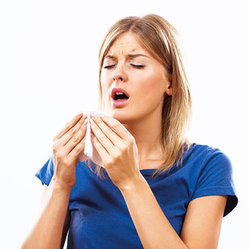 花粉症対策ウソホント7つ