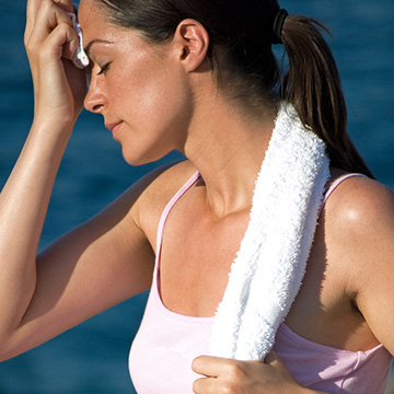 汗のニオイを抑える方法
