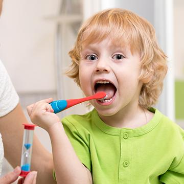 子供を虫歯にさせない方法