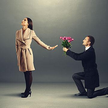 男性が敬遠しがちなガードが堅すぎる女性の特徴