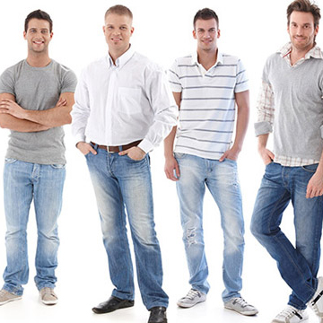 男性の外見からタイプを知る方法