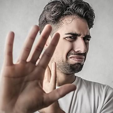 男性が生理的に受け付けない女性7パターン