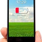 携帯のバッテリー