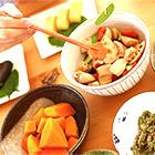 和食は食べ過ぎなどを防ぐように工夫されているとご存知ですか?