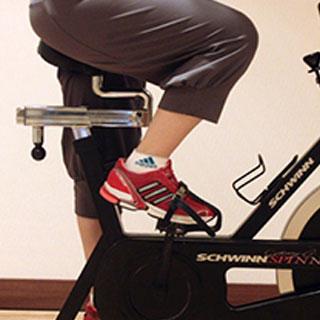 効果的な自転車の乗り方、意識したい筋肉