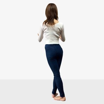 女性らしさ惹き立てる!華奢に見える筋肉の鍛え方「�@腹斜筋」|健康美人