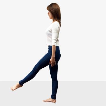 女性らしさ惹き立てる!華奢に見える筋肉の鍛え方/�B脚