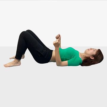 眠っている筋肉を目覚めさせて代謝UP!トレーニング「�B筋肉ほぐして代謝アップエク...