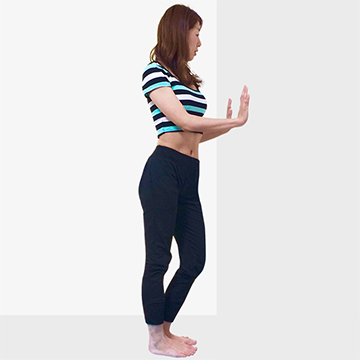 目指すは服の1サイズダウン!見た目で効果が実感できるエクササイズ/�@ウエストくびれ