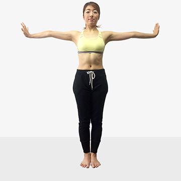 「来週までに痩せたい!」緊急1週間でマイナス1センチエクササイズ!「二の腕編」