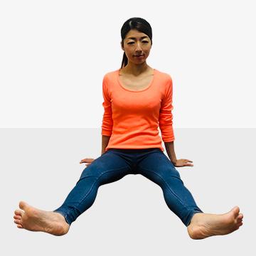 オトナ女子の360度美脚エクササイズ�@老化は関節から!キュキュッと美・足首エクササイズ