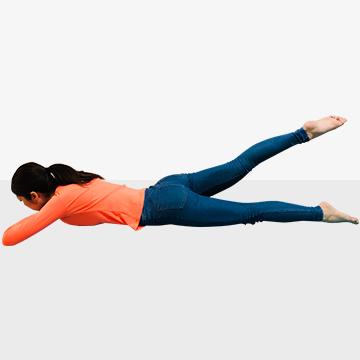 オトナ女子の360度美脚エクササイズ�C適度についた筋肉が女らしい!美・裏ももエクササイズ
