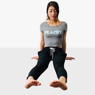 夏までにやせたい!1〜2か月集中コース「�@朝のお目覚め体操」|健康美人